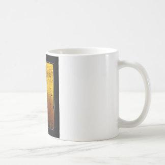 Golden Water Drop Coffee Mug