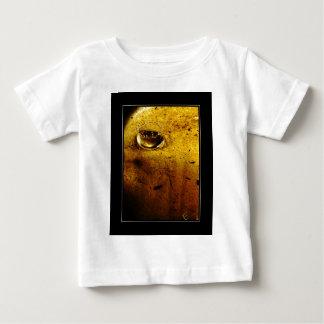 Golden Water Drop T Shirt