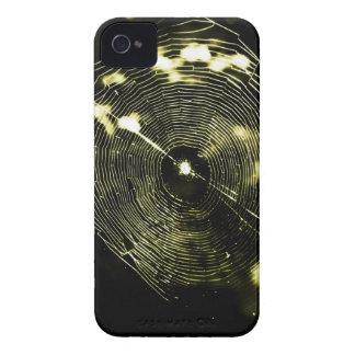 Golden Web iPhone 4 Case