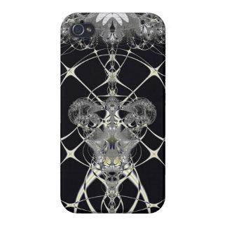 Golden Web iPhone 4 Cases