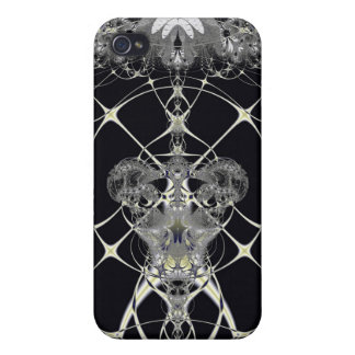 Golden Web iPhone 4/4S Covers