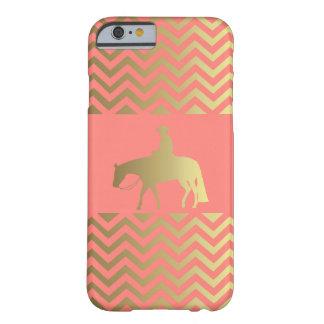 Golden Western Pleasure Horse iPhone 6 Case