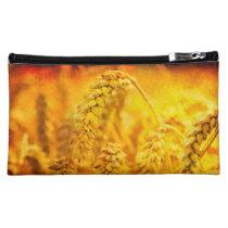 Golden Wheat Cosmetic Bag