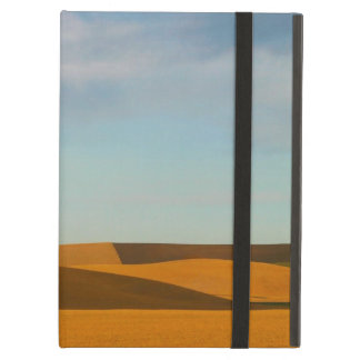 Golden Wheat Fields in Palouse Region Cover For iPad Air