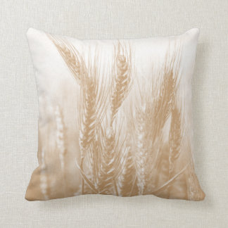 Golden Wheat Pillow