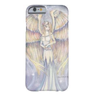 Golden Wing Angel Fantasy Art iPhone 6 case