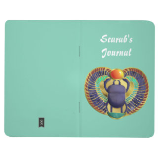 Golden Winged Scarab Journal