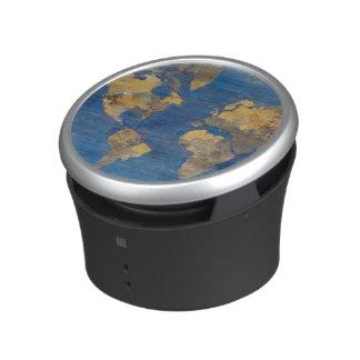 Golden World Bluetooth Speaker