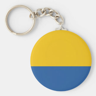 Golden Yellow and Royal Blue Key Chains