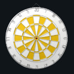 """golden yellow and white dart board<br><div class=""""desc"""">white and yellow . asyrum . maydaze</div>"""