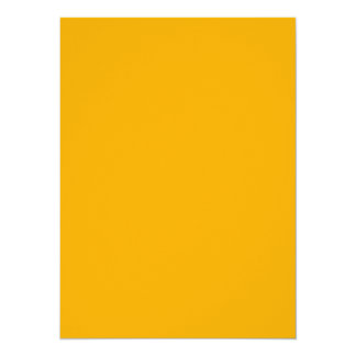 Golden Yellow Customizable Color Only Products Card