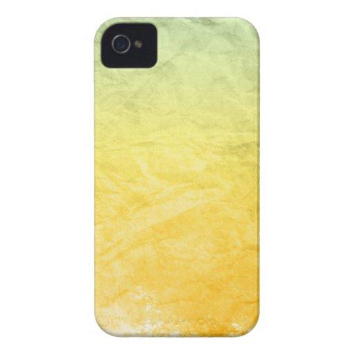 GOLDEN YELLOW PAPER BACKGROUND DIGITAL WALLPAPER T Case-Mate iPhone 4 CASE