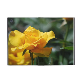Golden Yellow Rose Bud Case For iPad Mini