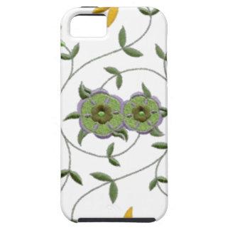 Golden Yellow Sage Spring Flower Garden iPhone 5 Case