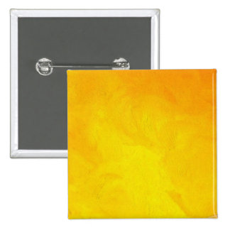 Golden Yellow - The World With Minimal Design Pin