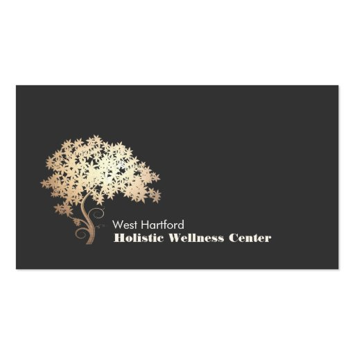 Gold Zen Tree Holistic and Alternative Health Business