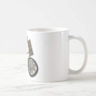 GoldenBicycleBasket081311 Coffee Mug