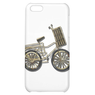 GoldenBicycleBasket081311 iPhone 5C Cover