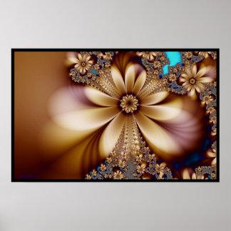 Goldenbloom. Poster