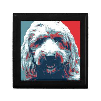 GOLDENDOODLE by Hope Dogs Keepsake Box