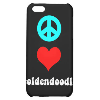 goldendoodle case for iPhone 5C