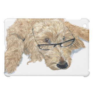 Goldendoodle Cover For The iPad Mini