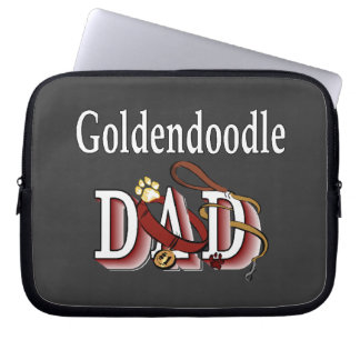 Goldendoodle Dad Computer Sleeve