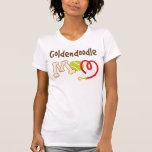 Goldendoodle Dog Breed Mom Gift T-shirts