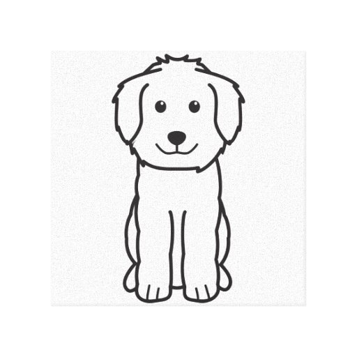 goldendoodle puppy coloring pages - photo#16