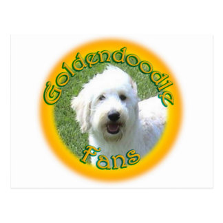 Goldendoodle Gifts and ideas! Post Card