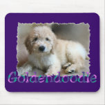 Goldendoodle Gifts Mouse Pad