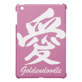 goldendoodle iPad mini case