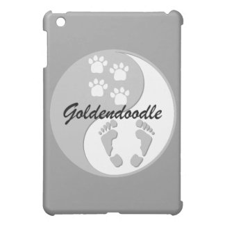 Goldendoodle iPad Mini Cases