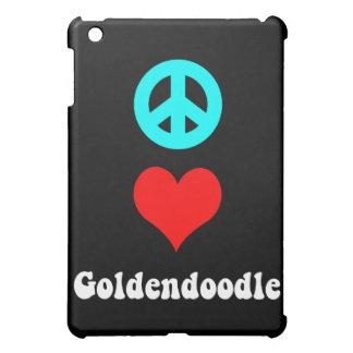 goldendoodle iPad mini covers
