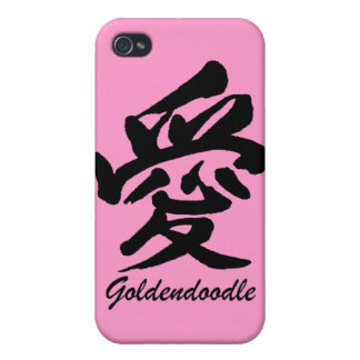 goldendoodle iPhone 4/4S cases