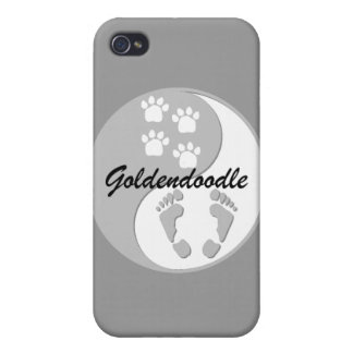 Goldendoodle iPhone 4/4S Cover