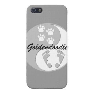 Goldendoodle iPhone 5 Case