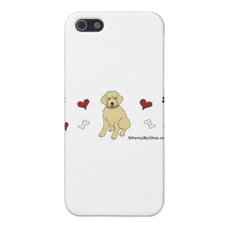 Goldendoodle iPhone SE/5/5s Cover