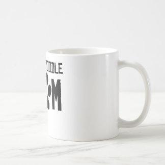 Goldendoodle Mom Classic White Coffee Mug