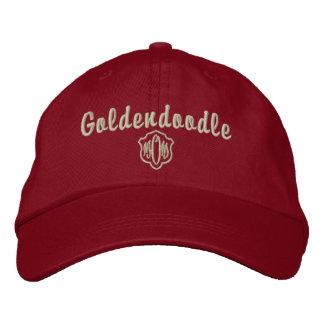 Goldendoodle, MOM Embroidered Baseball Cap