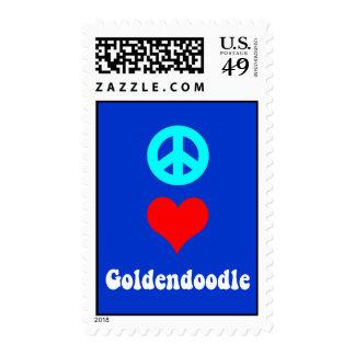 goldendoodle postage