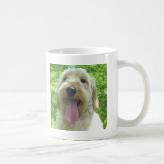Goldendoodle Products Classic White Coffee Mug
