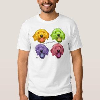 Goldendoodles Rule 4 color Shirt
