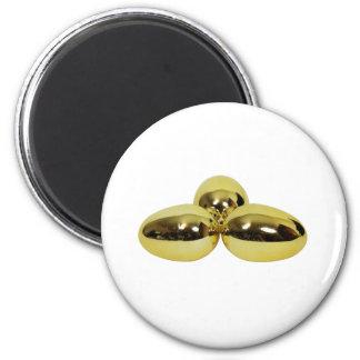 GoldenEggs030209 copy Refrigerator Magnets