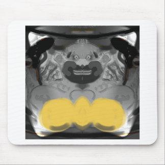 goldengloveslemon mouse pad