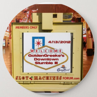 GoldenGreeke's Downtown Stumble III Round Button
