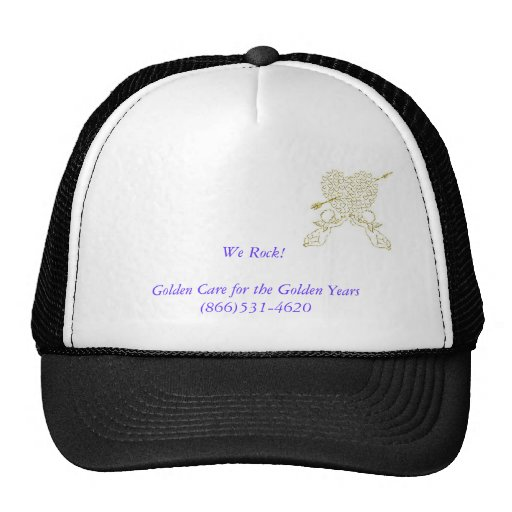 goldenhearts cap hats