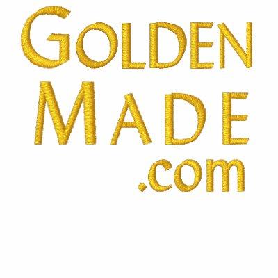GoldenMade.com Embroidered Shirt