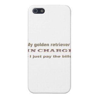 goldenretriever iPhone 5 cases