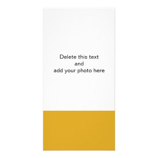 Goldenrod High End Colored Card